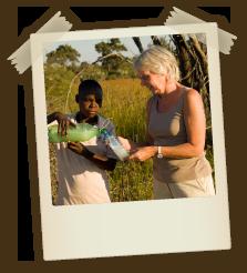 Wonen in Botswana